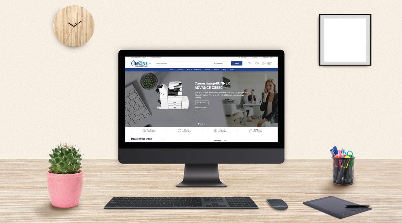 OnOne Solutions Web Design