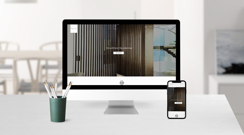 RMW Joinery Website Design